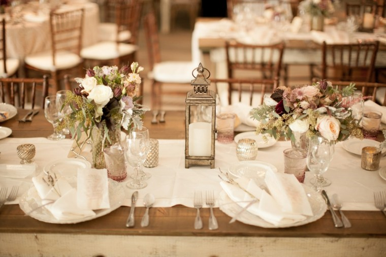 decoracion boda vintage mesa opciones decoracion blanco laurie bailey photography