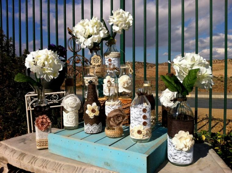 decoracion boda vintage opciones estilo rustico ideas