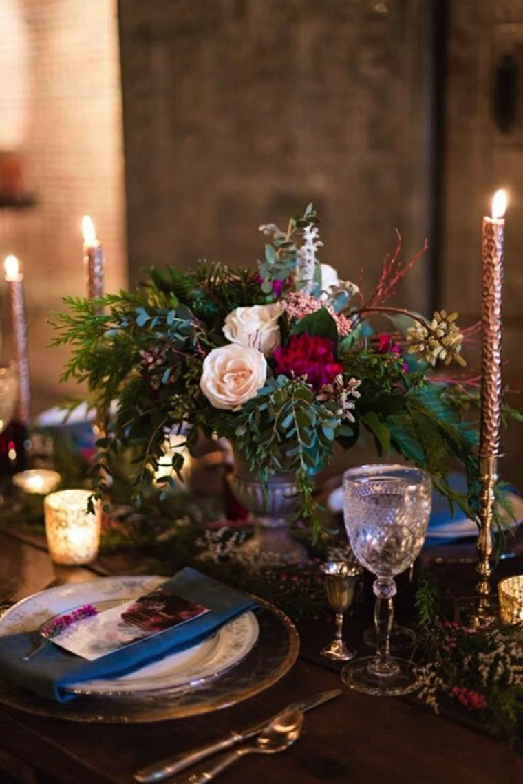 decoracion boda vintage opciones mesa dia especial ideas