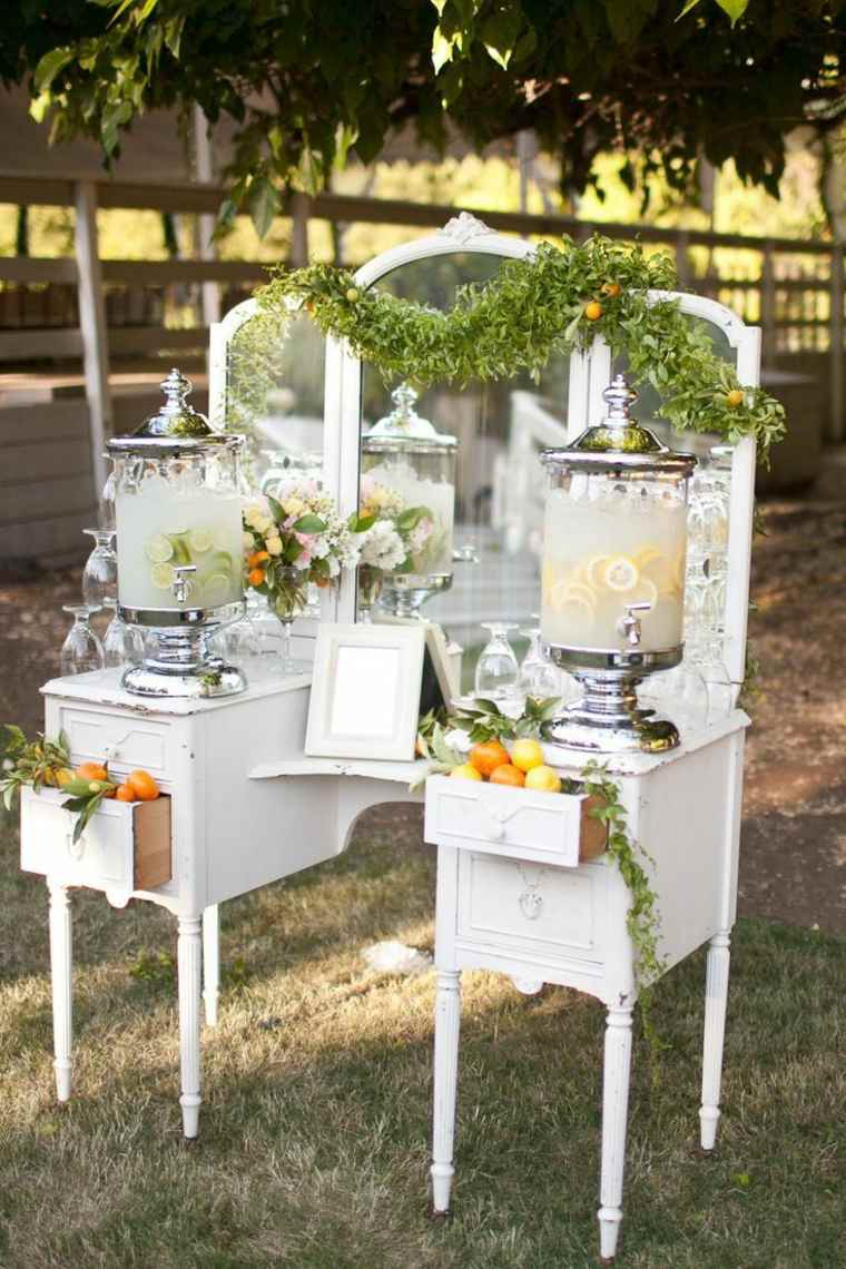 Decoraci n vintage para bodas 27 ideas cl sicas - Decoracion vintage ideas ...