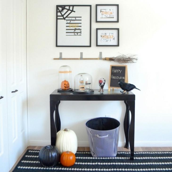decoracion halloween funcionales fuentes espacio