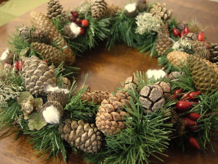 Decoraci n navide a para nuestro hogar - Como hacer decoracion navidena para el hogar ...