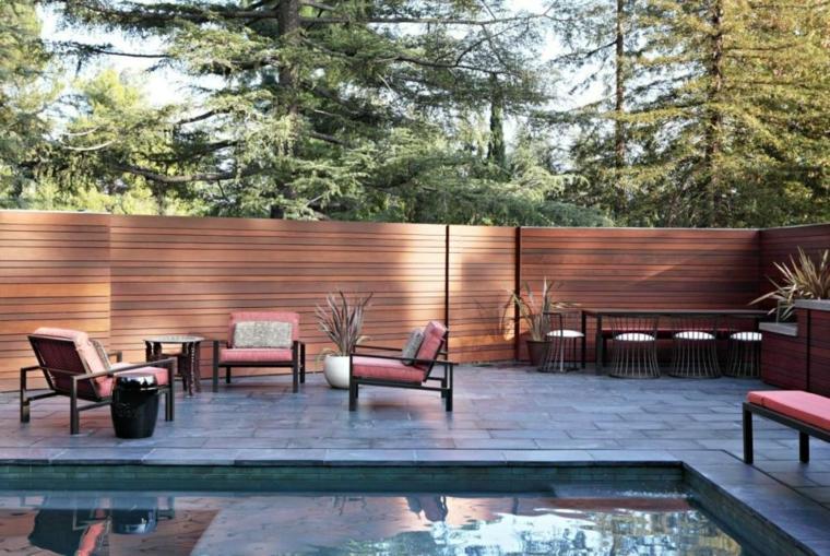 Decoracion patios   diseños paisajísticos que marcan tendencia