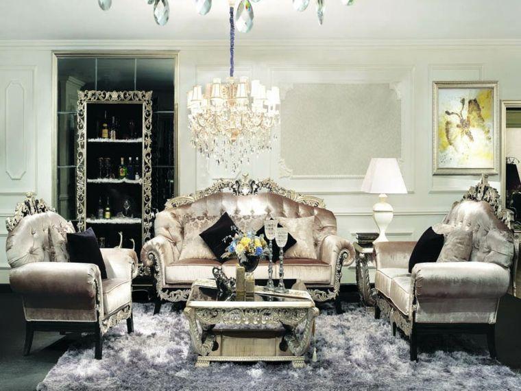 decoración vintage casera estilizada