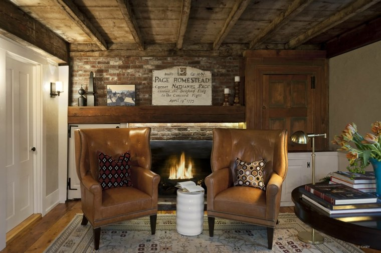 Decoraci n vintage casera disfrutar de lo antiguo - Decoracion rural interiores ...