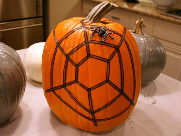 Calabazas decoradas dise os creativos para halloween - Disenos de calabazas de halloween ...