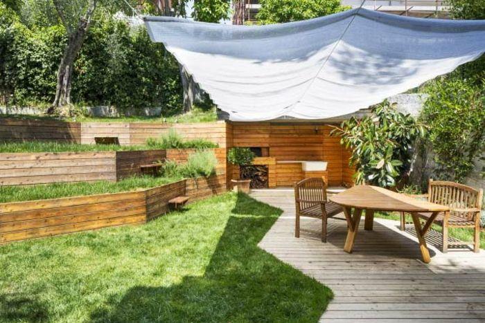 diseño multinivel momentos salones hierba
