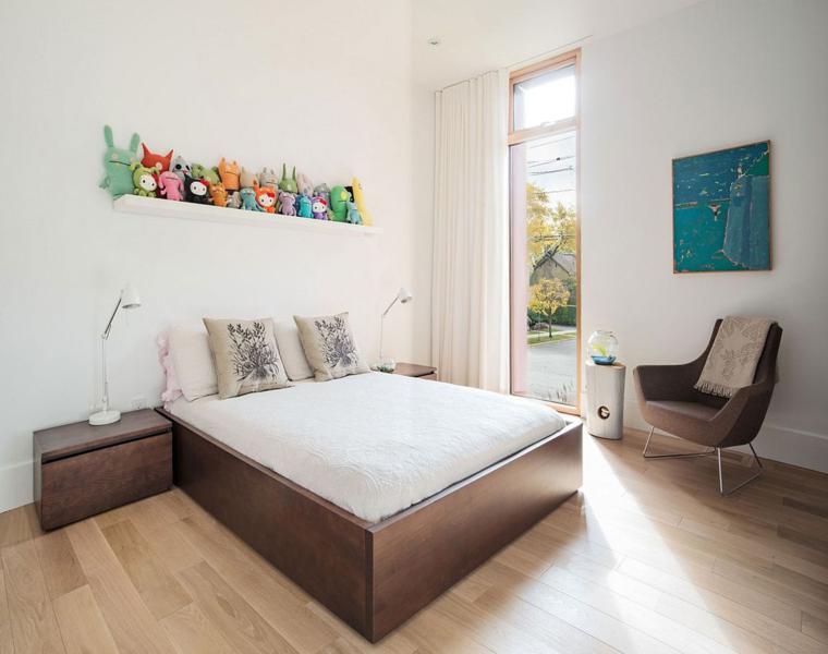 diseño habitación infantil moderna