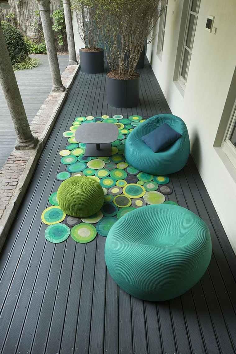 disenos jardines modernos muebles diseno contemporaneo ideas