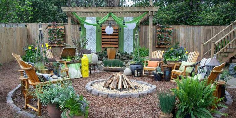 disenos-jardines-modernos-oasis-jardin-trasero-pozo-fuego
