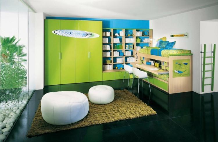 divertido espacio infanti muestras dormitorio