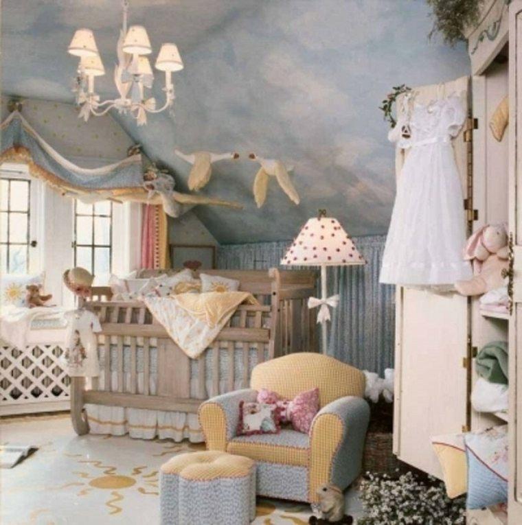 dormitorios infantiles niñas cuento hadas