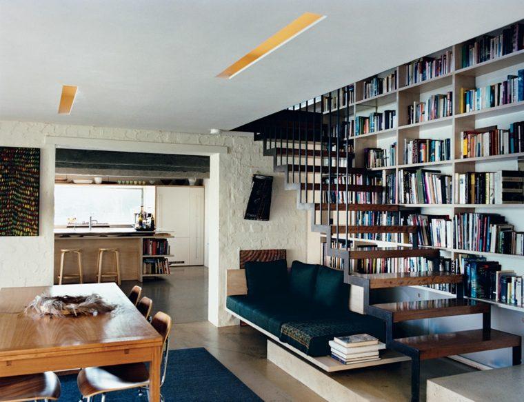 escaleras originales interior hogar