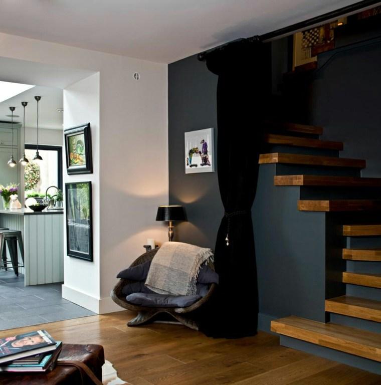 escaleras interiores con estilo