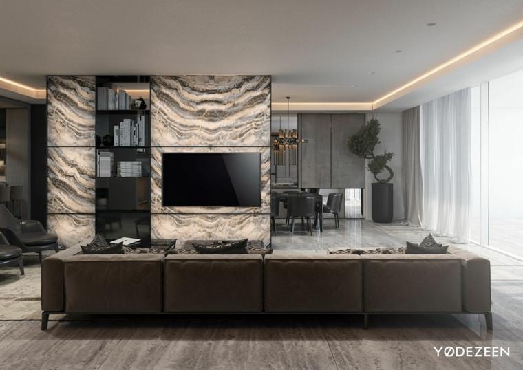especiales efectos creativos muebles television