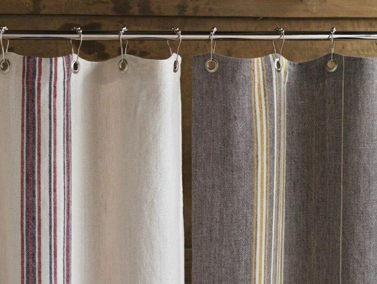 Telas para cortinas pros y contras de las fibras naturales for Disenos de cortinas