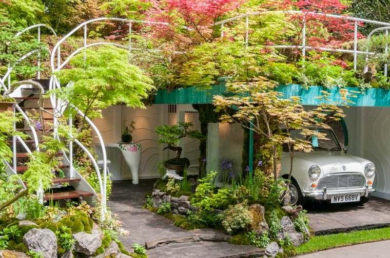 estupendo jardin Kazuyuki Ishihara