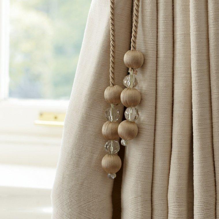 estupendas cortinas diseno lujoso