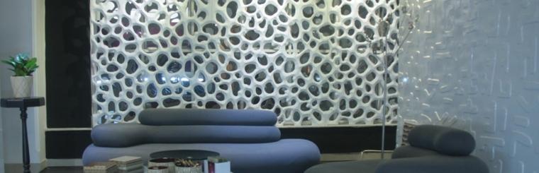 estupendo diseño paredes interiores