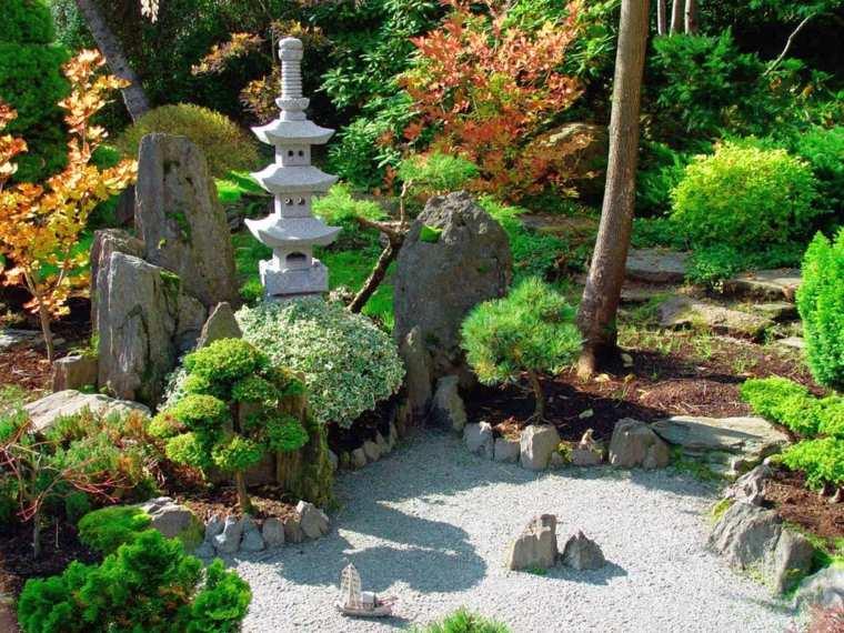 estupendos jardines estilo zen