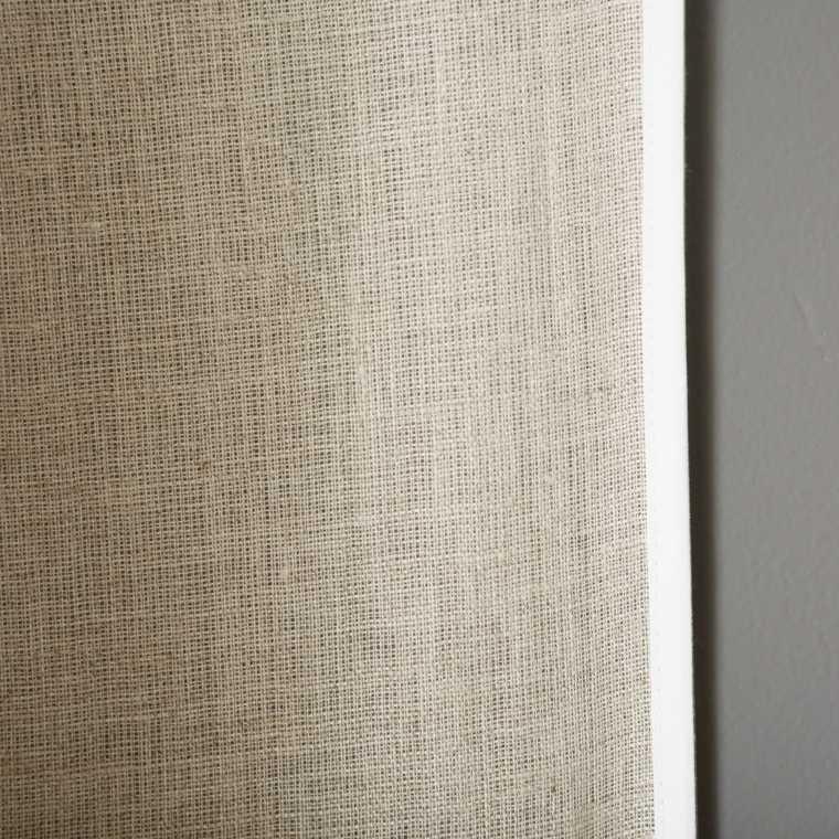 fibra lino natural color beige