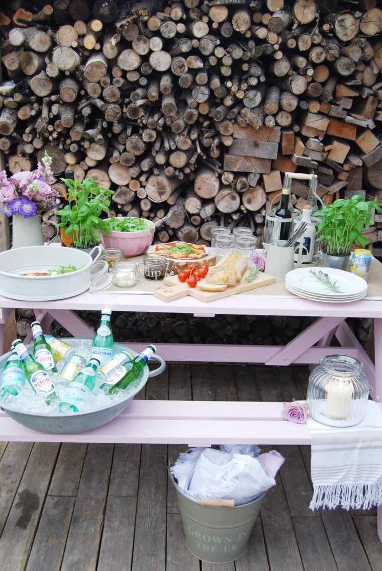 Fiesta f cil de decorar ideas y consejos - Ideas para decorar tu jardin ...