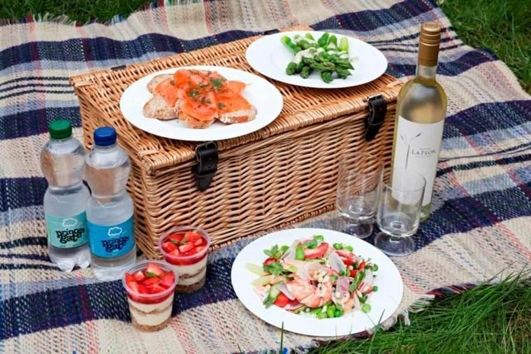 fiesta jardin opciones decoracion verano picnic ideas