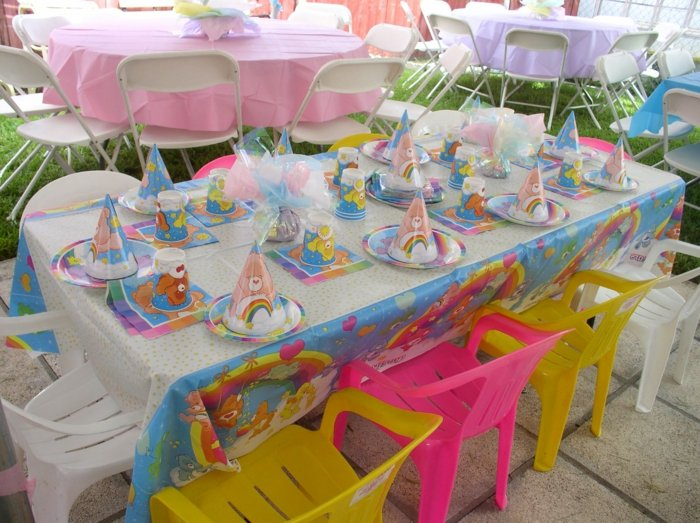 Fiestas infantiles ideas para disfrutarlas al aire libre for Backyard party decoration ideas for adults