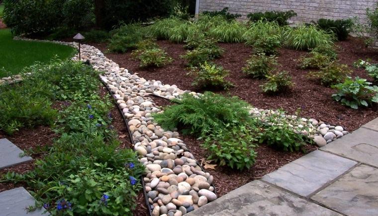 fronteras jardin disenos baldos pulidos separan espacio ideas