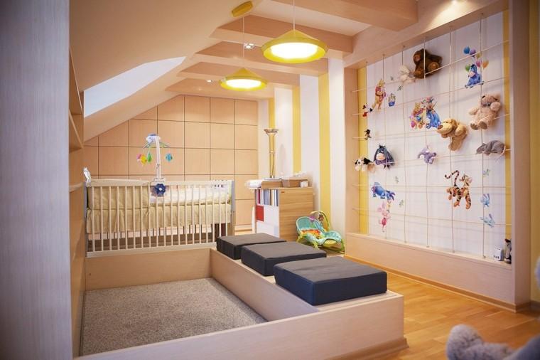 habitaciones infantiles para niñas decoración