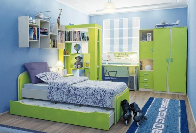 Habitaciones para ni os con dise os espectaculares for Dormitorio ninos diseno