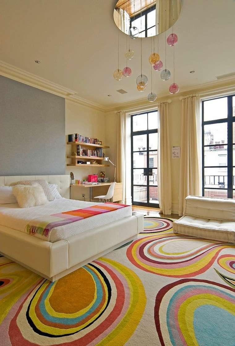 habitaciones para ninos diseno contemporaneo colorido ideas