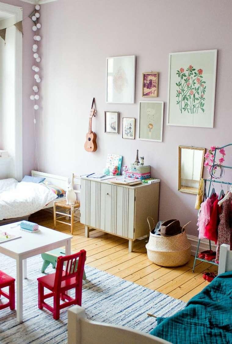 habitaciones ninos diseno opciones dos hijos ideas