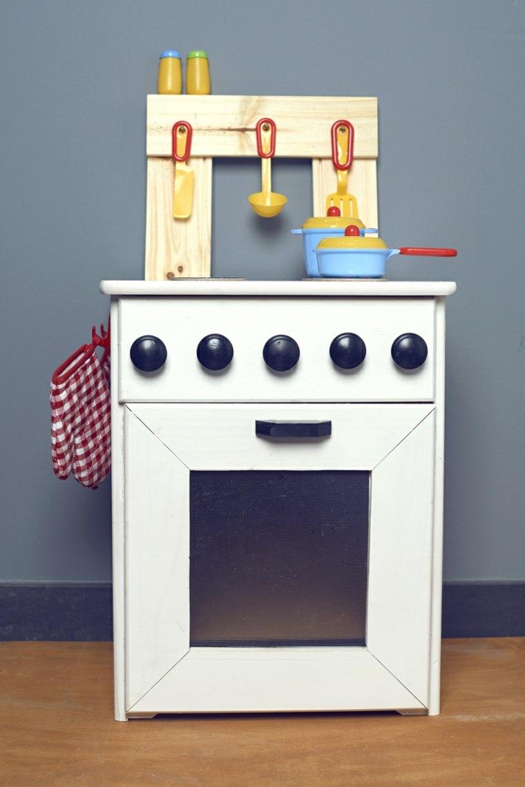 horno cocina juegete ninos ideas originales ideas