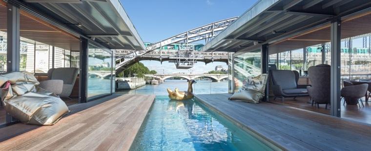 hotel especial diseños colores puentes