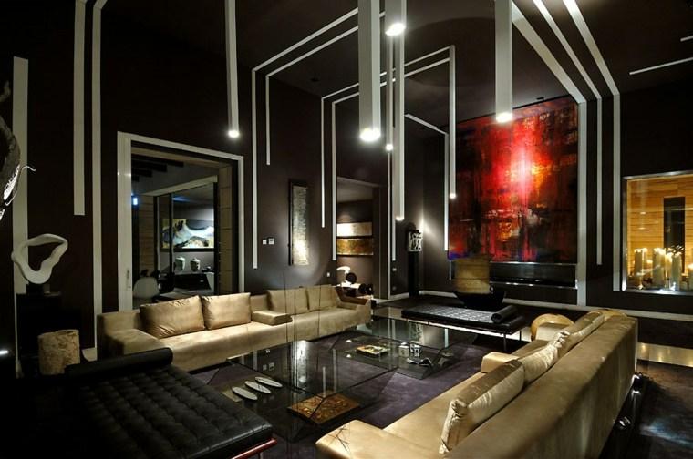 ideas para diseño interior decoración