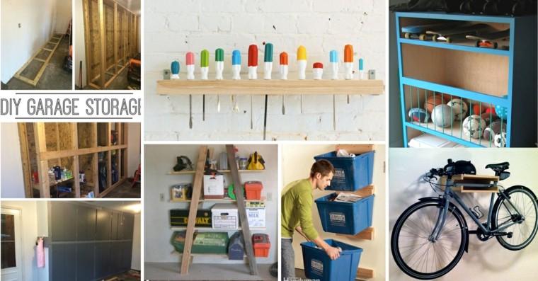 ideas originales almacenar objetos