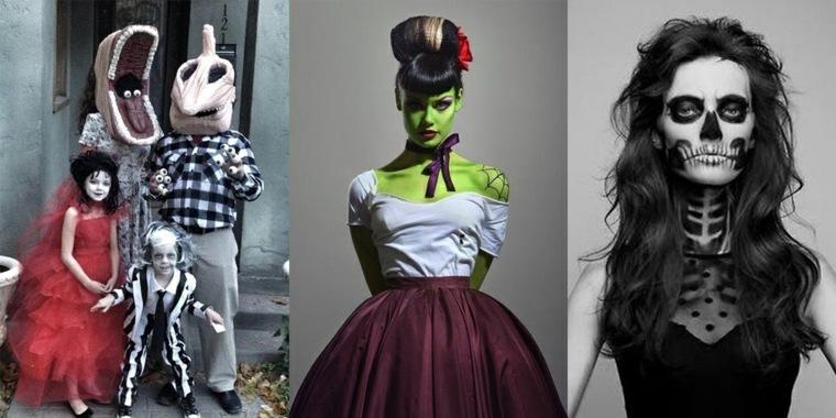 ideas originales disfraes halloween