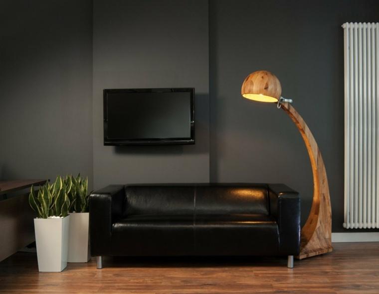ideas para diseño interior luz lámpara