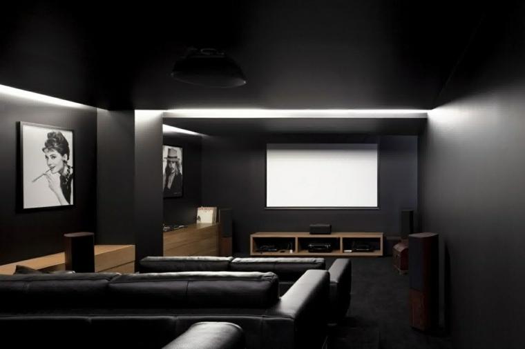 ideas para diseño interior sensación profundidad