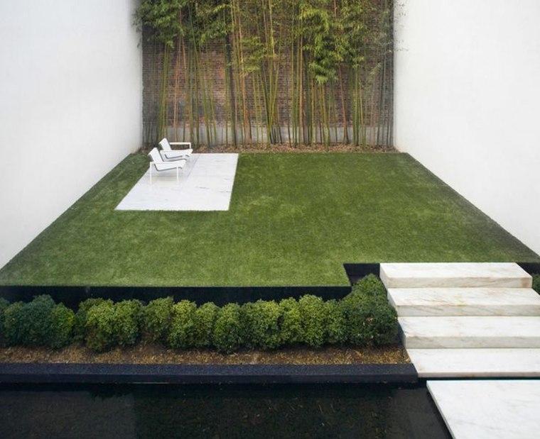 ideas originales jardines zen