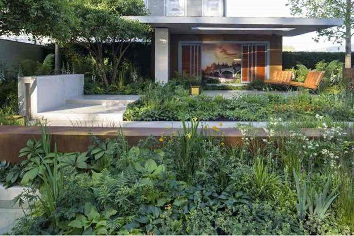 imagenes naturales jardines espacios colores