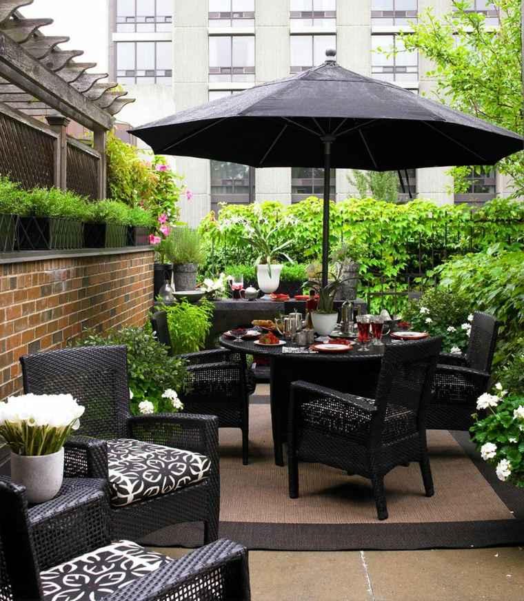 beautiful images garden decoration contemporary design black furniture ideas