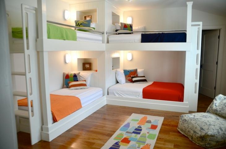 integradas paredes muestras salones colores