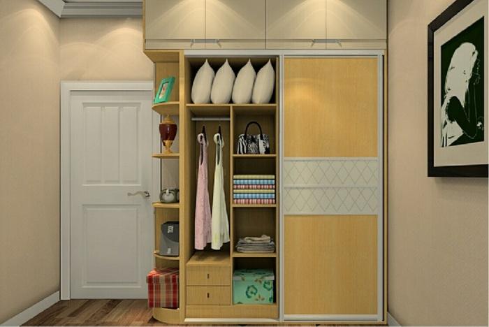 interiores de armarios blanco salones espacios