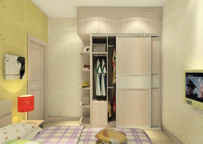 interiores de armarios suelos estilos habitacion