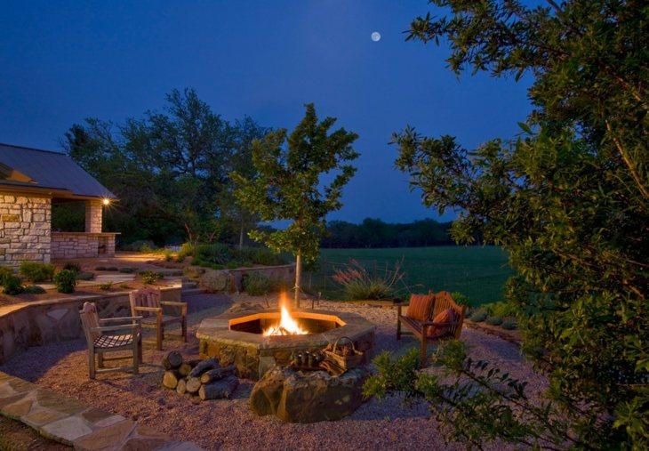 jardin especial calido acogedores pradera