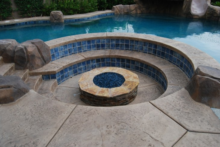 jardin especial piscina salones ideal