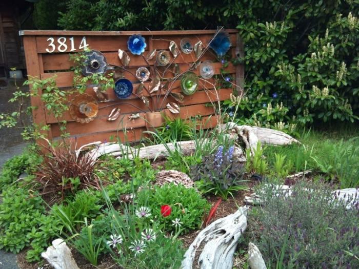 jardines decoracion efectos paredes decorada