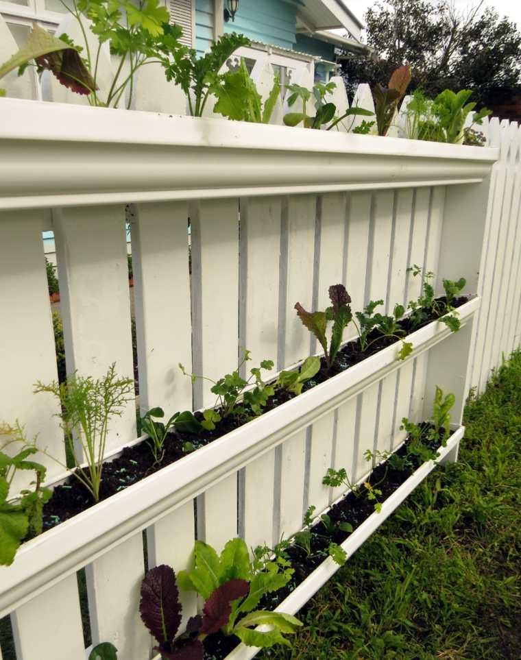 jardines verticales para terraza surcos